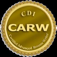 Certified-Advanced-Resume-Writer